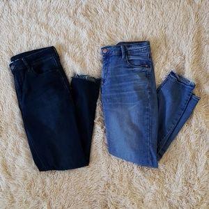 Old Navy Rockstar 24/7 Jeans